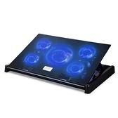電腦平板散熱器 諾西M7筆記本支架平板電腦散熱墊可調節風速風冷散熱器戰神 至簡元素