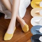 蕾絲襪子 襪子女短襪淺口春秋船襪隱形襪防滑不掉跟冰絲蕾絲薄款夏季-Ballet朵朵