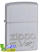 [美國直購 ShopUSA] Zippo Scroll Satin Chrome Lighter 24335 $851