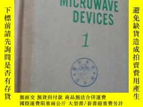 二手書博民逛書店crossed-field罕見microwave devices