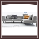 【多瓦娜】威廉不分邊L型沙發(含抱枕)(可拆洗) 21152-421001