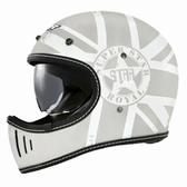 【東門城】M2R MX2 SV#7 (消光米灰) 全罩式安全帽 山車帽 內墨鏡片