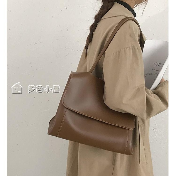 女包大容量包包新款潮網紅韓版手提公文包小眾設計單肩大包包 快速出貨