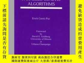 二手書博民逛書店Efficient罕見and Accurate Parallel Genetic Algorithms-高效精確的