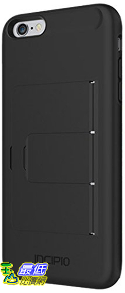 [美國直購] Incipio IPH-1201-BLK 手機殼 保護殼 [Credit Card] STOWAWAY [Advance](5.5) iPhone 6 Plus/6s Plus Case