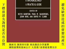 二手書博民逛書店Cognitive罕見Behaviour Therapy For Psychiatric ProblemsY3