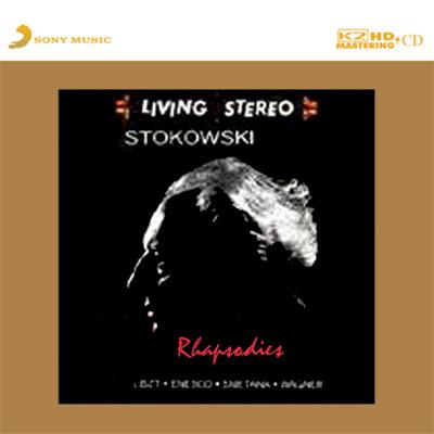 【停看聽音響唱片】【K2HD】Stokowski Rhapsodies Numbered Limited Edition