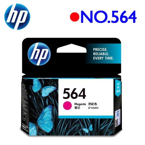 HP NO.564/CB319WA 原廠墨水匣 (洋紅)