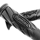 機車兄弟【Domino】摩托車握把套 糯米腸握把套 LOGO字樣 握把套 125mm 通用款 螺旋樣式
