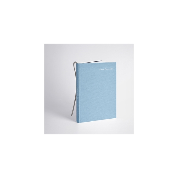 時間感手帳Running Planner2021-晴山藍