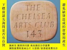 二手書博民逛書店THE罕見CHELSEA ARTS CLUB 143 : CHELSEA ARTS CLUB 2001 REAR