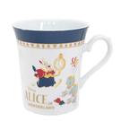 《三郷陶器》迪士尼愛麗絲陶磁馬克杯(手繪童話)★funbox生活用品★_NT27940