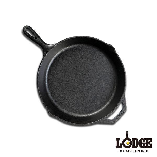 【美國Lodge】鑄鐵平底煎鍋 10吋