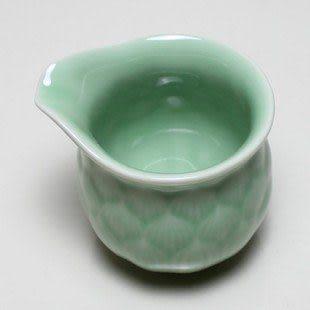 龍泉青瓷公道杯