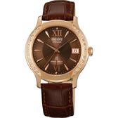 ORIENT 東方錶 優雅晶鑽機械女錶-36mm FER2E001T