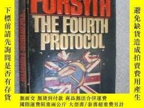 二手書博民逛書店The罕見fourth Protocol 書口三面刷黃Y1468
