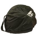 【東門城】KEEPER 防水安全帽帽袋 /斜背側背帽袋(黑)
