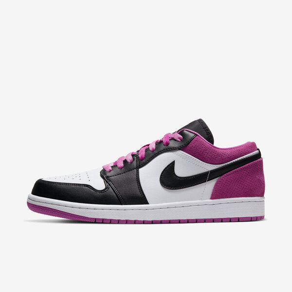 Nike Air Jordan 1 Low Se [CK3022-005] 男鞋 運動 休閒 籃球 喬登 穿搭 黑 粉紅