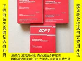 二手書博民逛書店ADVANCES罕見IN FRACTURE RESEARCH(2