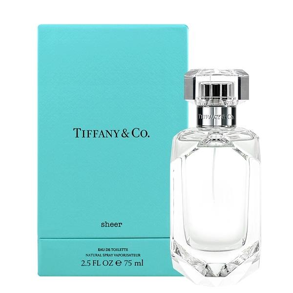 Tiffany & Co. Sheer 同名晶淬淡香水 75ml Tiffany Sheer EDT - WBK SHOP