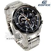 EDIFICE EQS-600DB-1A9 太陽能直感操作賽車男錶 計時碼錶 3D立體錶盤 銀x黑x黃 EQS-600DB-1A9UDF CASIO卡西歐