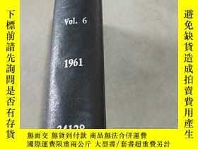 二手書博民逛書店metallurgical罕見reviews Vol.6 196