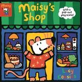 Maisy's Shop 小鼠波波購物記硬頁書