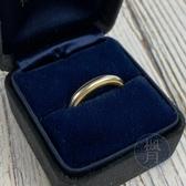 BRAND楓月 TIFFANY&CO. 蒂芬妮 K18 Milgrain 黃金框 戒指 飾品 配件 #54