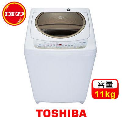 TOSHIBA 東芝 洗衣機 AW-B1291G(WD) 直立式 單槽 洗衣機 11kg 公司貨 ※運費另計(需加購)