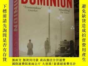 二手書博民逛書店Dominion罕見英文原版 大32開 厚本Y85718 C.
