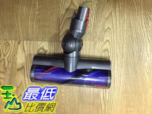 (二手良品保固一年) Dyson V7 or V8 軟地板 Fluffy 原廠 Dyson 電動碳纖維滾筒吸頭