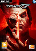 PC-鐵拳Tekken 7 中文版 含初回特典&精裝指南書&實體限量鑰匙圈