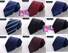草魚妹-k1207領帶手打8cm花紋領帶手打領帶寬版領帶,售價150元