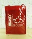 【震撼精品百貨】Micky Mouse_米奇/米妮 ~小提袋-紅米奇