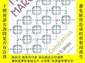 二手書博民逛書店Master罕見And MargaritaY256260 Weeks, Laura 編 Northwester