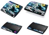 【PS3週邊】☆ SEGA原廠 初音未來 名伶計畫F 4007 / 3007 / 2507 主機痛貼 ☆【台中星光電玩】