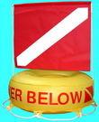 潛水 浮球標示旗組 浮標 浮潛 深潛