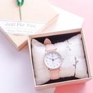 手錶 超火的手錶女生學生韓版簡約復古潮流森女繫小清新百搭交換禮物