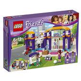 LEGO樂高 Friends系列 心湖城運動中心_LG41312