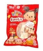 日本 迪士尼 烤麻糬 TsumTsum 10粒入 250g 烤年糕
