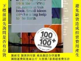 二手書博民逛書店Love罕見Earth:100 Eco Designs*100 Eco IdeasY255562 Victio