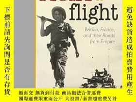 二手書博民逛書店Fight罕見Or Flight: Britain, Franc