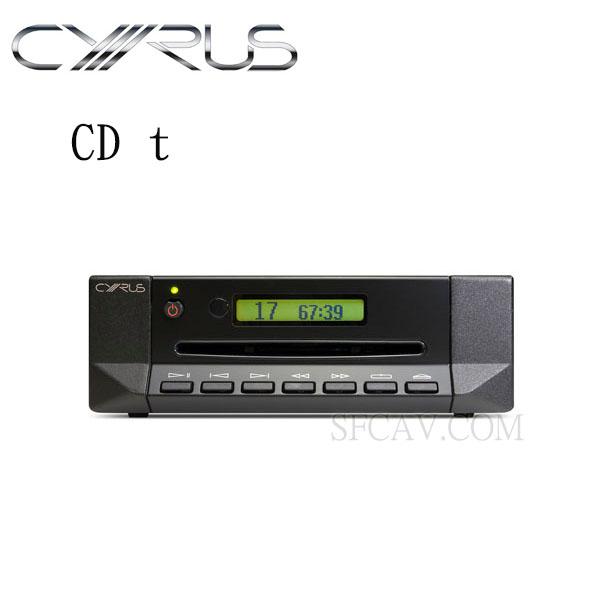 【勝豐群竹北音響】CYRUS CD   t    雷射轉盤