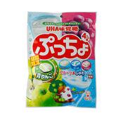 日本 UHA 味覺糖 噗啾綜合四種軟糖 98g ◆86小舖 ◆