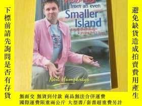 二手書博民逛書店from罕見an even smallerlslandY2145