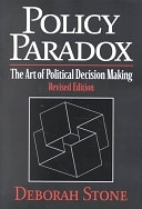 二手書博民逛書店《Policy Paradox: The Art of Political Decision Making》 R2Y ISBN:0393976254