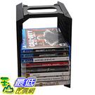 [玉山最低比價網] PS4 專用 DOBE 多功能 直立架 遊戲光碟架(_G04)