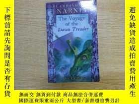 二手書博民逛書店the罕見voyage of the dawn treader