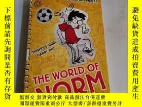 二手書博民逛書店The罕見world of Norm: May need rebooting: Book6Y246305 見圖