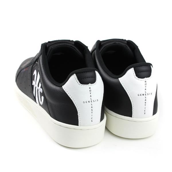 ROYAL ELASTICS 懶人鞋 休閒鞋 黑色 男鞋 01994-990 no583